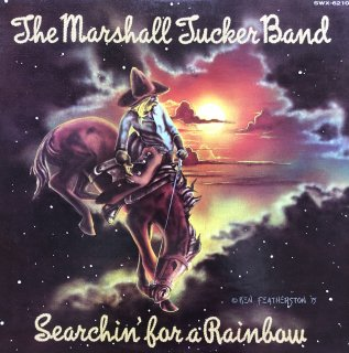 The Marshall Tucker Band / Searchin' For A Rainbow (USED LP)