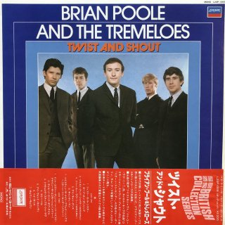 Brian Poole And The Tremeloes / Twist And Shout (USED LP)