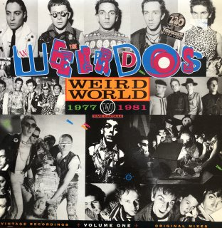 Weird World / 1977-1981 Time Capsule Volume One  (USED LP)