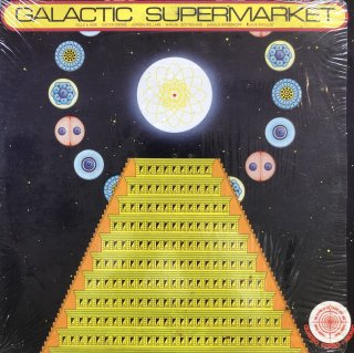 The Cosmic Jokers / Galactic Supermarket  (USED LP)