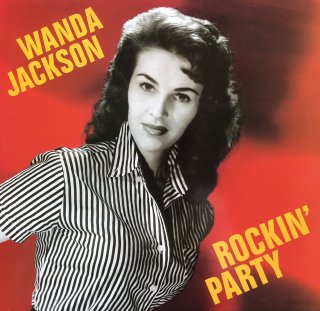 Wanda Jackson / Rockin' Party (USED LP)