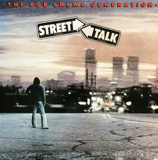 The Bob Crewe Generation / Street Talk (USED LP)