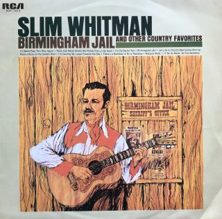 Slim Whitman / Birmingham Jail And Other Country Favorites (USED LP)