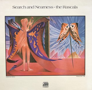 The Rascals / Search And Nearness (USED LP)