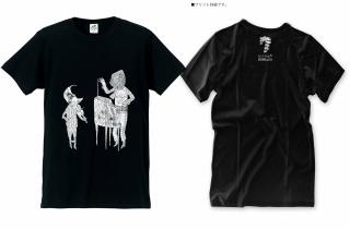 RAF-REC 7th anniversary × JUN KANEKO Tシャツ