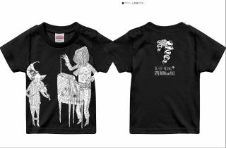 RAF-REC 7th anniversary × JUN KANEKO Tシャツ キッズ