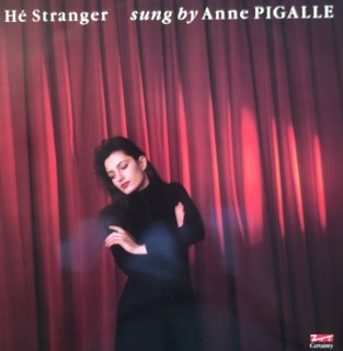 Anne Pigalle / He Stranger(USED 12inch)