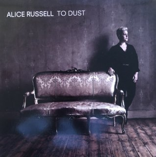 Alice Russell / To Dust(USED 10inch 2枚組)