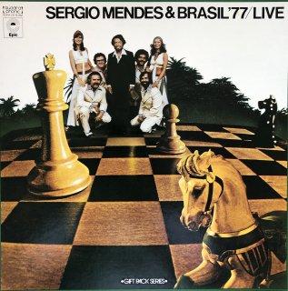 Sergio Mendes & Brasil '77 / Live (USED 2LP)