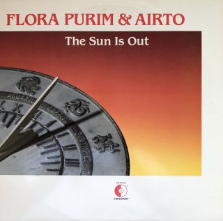 Flora Purim & Airto / The Sun Is Out (USED LP)