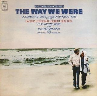 Marvin Hamlisch / The Way We Were(追憶)O.S.T(USED LP)