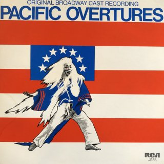 Original Broadway Cast Recording / Pacific Overture(USED LP)