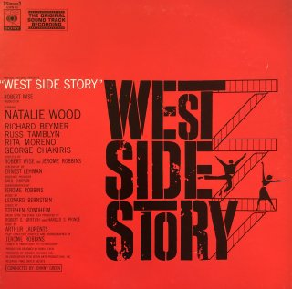 O.S.T / West Side Story(USED LP)