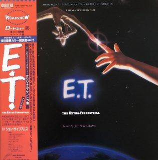 O.S.T / E.T(USED LP)