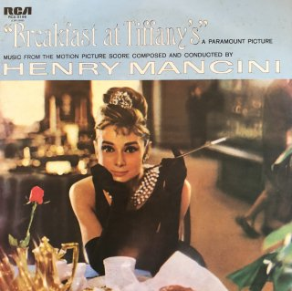 O.S.T(Henry Mancini) / Breakfast At Tiffany's(ティファニーで朝食を)(USED LP)