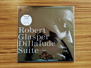 Robert Glasper / Dillalude Suite (新品12inch/レコードの日2020)