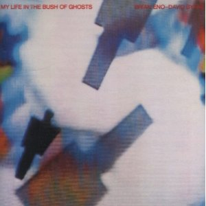 Brian Eno - David Byrne/My Life In The Bush Of Ghosts (USED LP)