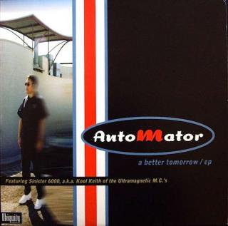 AUTOMATOR/A BETTER TOMORROW(USED 12INCH)