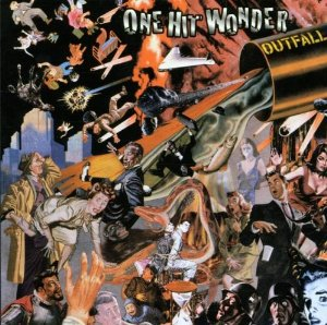 ONE HIT WONDER/OUTFALL(USED LP)