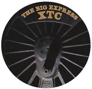 XTC/THE BIG EXPRESS(USED LP)