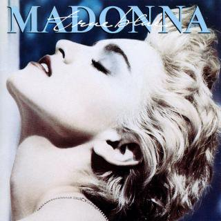 MADONNA/TRUE BLUE(USED LP)