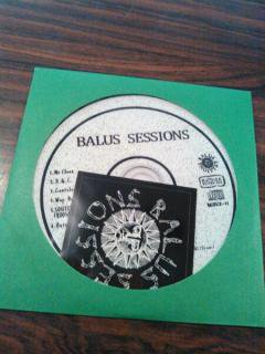 BALUS SESSIONS / DEMONSTRATION CD(CD-R/新品)