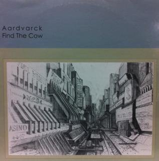 AARDVARCK/FIND THE COW (USED 2LP)