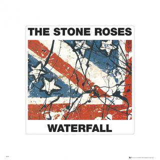 THE STONE ROSES/WATERFALL(USED 12INCH)