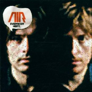 AIR / EVERYBODY HERTZ. (USED 2LP)