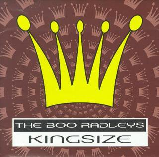 THE BOO RADLEYS / KINGSIZE (USED 2LP)
