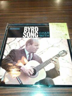 CHARLIE BYRD WITH VOICES / BYRD SONG (USED LP)