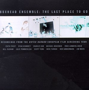 boxhead ensemble / Last Place To Go (USED 2LP)