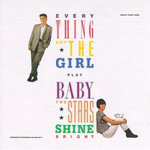 EVERYTHING BUT THE GIRL / BABY THE STARS SHINE BRIGHT (USED LP)