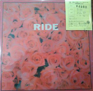 RIDE / RIDE EP (USED 12INCH)