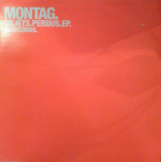 MONTAG / OBJECTS.PERDUS.EP (USED 12INCH)