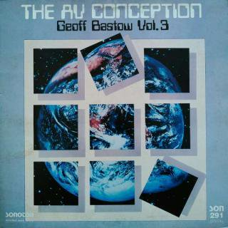 GEOFF BASTOW / THE AV CONCEPTION VOL. 3 (USED LP)
