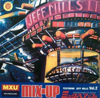 JEFF MILLS / MIX UP VOL.2 12INCH (USED 12INCH)