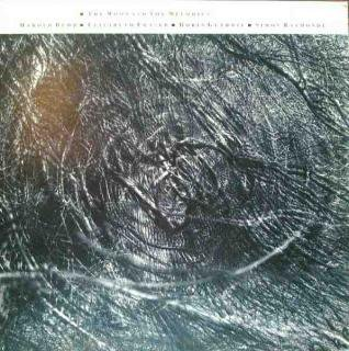 COCTEAU TWINS & HAROLD BUDD / THE MOON AND THE MELODIES (USED LP)