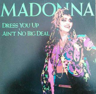 MADONNA / DRESS YOU UP (USED 12INCH)