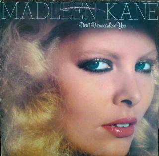 MADLEEN KANE / DON'T WANNA LOSE YOU (USED LP)