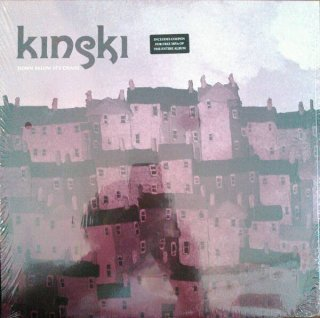 KINSKI / DOWN BELOW IT'S CHAOS (USED LP)