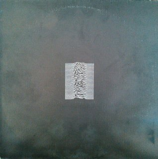 JOY DIVISION / UNKNOWN PLEASURES (USED LP)