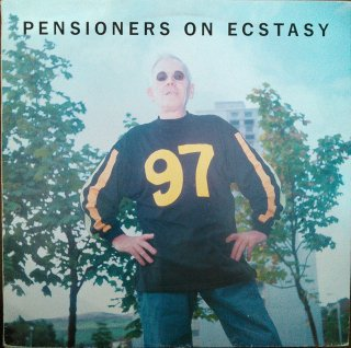 V.A / PENSIONERS ON ECSTASY (USED LP)