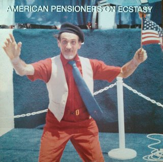 V.A / AMERICAN PENSIONERS ON ECSTASY (USED LP)