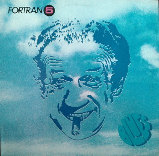 FORTRAN 5 / BLUES (USED LP)