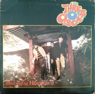 THE THREE O'CLOCK / BAROQUE HOEDOWN (USED12INCH)