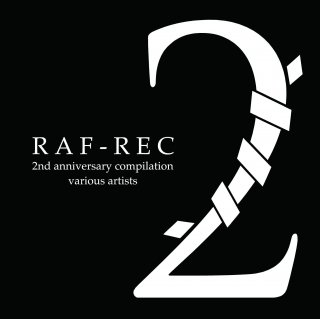 V.A / RAF-REC 2nd anniversary compilation (����CD)