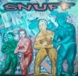 SNUFF / NUMB NUTS (USED LP)