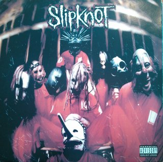 SLIPKNOT / SLIPKNOT (USED LP)