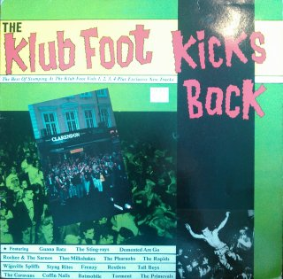 V.A / THE KLUB FOOT KICKS BACK (USED LP)